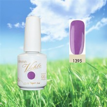 V.Chlo china gel nail polish/High Quality Professional Natural Resin Soak Off UV gel nail