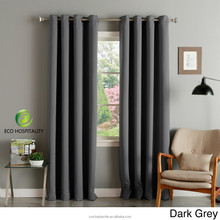 High Quality 2016 New Style Flame Retardant Drapes and Curtains