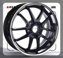 Customization available forged competitive price widely used blue car alloy wheels