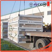 20ft worker camp by container hotel with CE, Australia, Canada standard