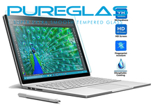 Best Selling Accessories For Microsoft Notebook Scratch Proof Tempered Glass Screen For Surface Book