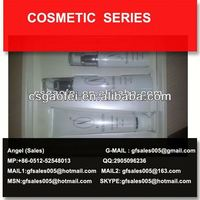 2013 best sell cosmetic cosmetic packaging no minimums for beauty cosmetic using