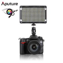 Aputure 160 LED Video Light Lamp Hot Shoe for Canon Nikon Samsung Pentax and Other DV Cam DSLR Camera