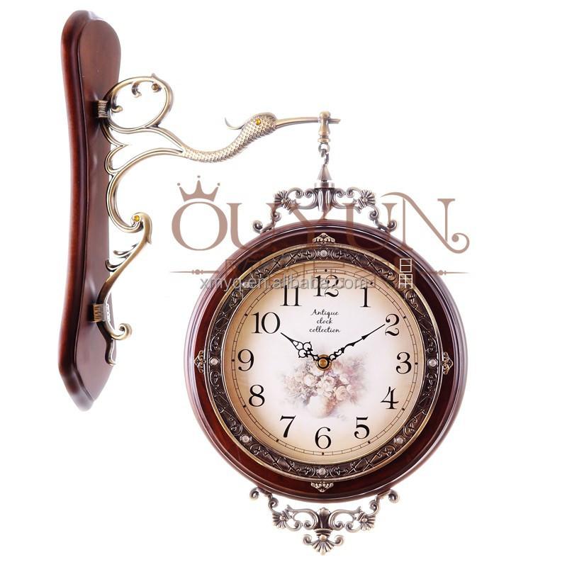 handmade wall clocks 2015 wood craft wall clock handmade quartz clock framed