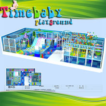 New launched children playground equipment for sale, soft indoor play house park