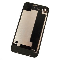 OEM design for iPHONE 4 4G BACK GLASS BATTERY PLATE DOOR AT&T T-MOBILE GSM BLACK A1332 MINT