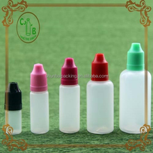 whosale pe 30ml plastic bottle plastic bottle manufacturers ldpe plastic eye dropper bottle