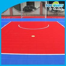 Futsal modular flooring system