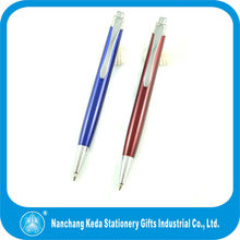 2014 Engraved Designs Delicate Beautiful metal aluminum cheaper aurora writing instruments