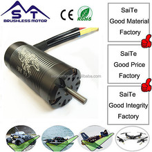 Dc motor for toy car motor 3674 KV2770 2-Pole 1:10 scale dc brushless motor for rc toy car/boat