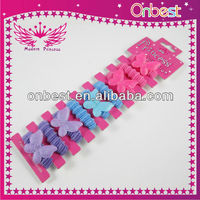 2013 girls hair elastic bands,elastic hair band,hair accessories for girls