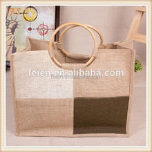 reliable china shandong manufacturer factory new virgin food grade plastic packaging sack jute bags for rice packing
