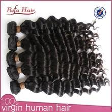 6A Grade Various Color Remy Eurasian Human Hair Weaving