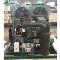 Bitzer 2 stages compressor Blast freezer condensing unit