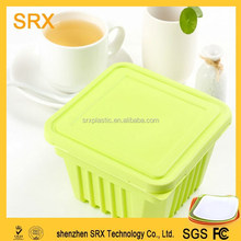 custom disposable square plate party/dinner,disposable square plate,color square plate