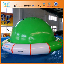 Floating inflatable rocking saturn,water games,water sports