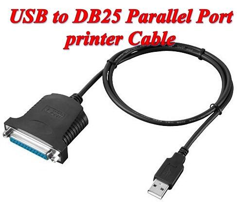LPT to USB Troubleshooting