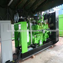 50kva - 600kva generador de gas eléctrica
