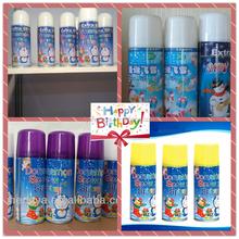 250ml White Snow Spray / Snow Foam Spray ShengYa brand with seal