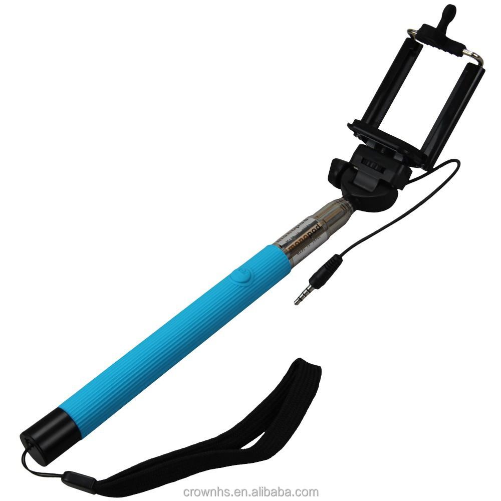cable take pole selfie stick z07 5 wireless mobile phone monopod handle gim. Black Bedroom Furniture Sets. Home Design Ideas