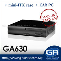 GA630 Mini ITX Case for Mini PC