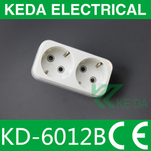 European international travel plug adapter