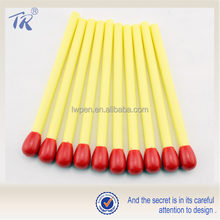 Alibaba China Supplier Made Promotional Matchstick Pen