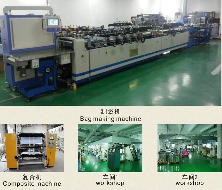 Guangdong alta qualidade do produto comestível de estratificação do rolo de filme plástico