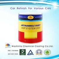 Advanced High Quality Metallic Colors Car Paint White