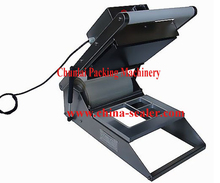 HS-300 Factory direct sale Manual Tray Sealing Machine,tray sealer