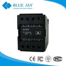 dc transducer Three phase voltage/current 0-20mA 0-10V