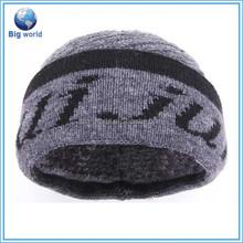2015 Korean Fashion Leisure Knitted Hat Men