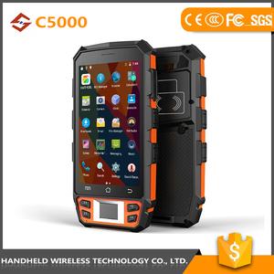 China große qualität handheld C5000 robusten ip65 4g android ziel pda