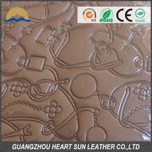 Good quality fake ipad cover leather thermo leather