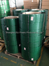Polyester Strapping, Polyester Strapping Band, Green Polyester Strapping, Polyester Strap