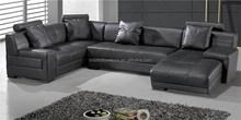 popular design leather sofa