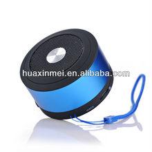 2015 best design bluetooth speaker, super Bass portable mini speaker, Support FM/MIC/TF Card function.