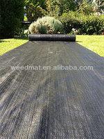 plastic ground cover mat for garden