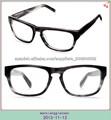 2013 nuevos marcos ópticos lente de prueba óptico marco