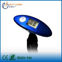 digital gift mini digital luggage scale with strap