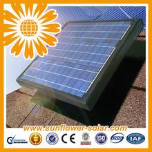 Solar Vent Whole House Fan