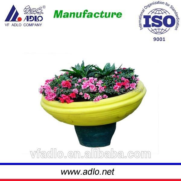 Potes de plástico <span class=keywords><strong>para</strong></span> <span class=keywords><strong>plantas</strong></span> / sementeira vaso de flores de plástico ao ar livre