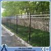 Easily Assembled wrought iron ornamental arts and crafts iron fence