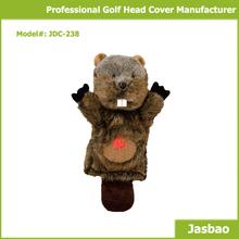 Custom Made Animal Of Mole Looking Golf Club Head Cover