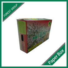 POPULAR FRUIT CORRUGATED PAPER BOX WITH PRINTING