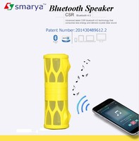 Best seller 2015 Hot Selling Portable outdoor bluetooth speaker wireless bt speaker, 4600ma, 10w, for iphone