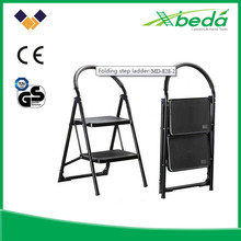 domestic fashion folding steel spiral stairs (MD-828-2)