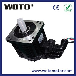 Energy Saving Servo Motor 1.5KW for Industrial Sewing Machines