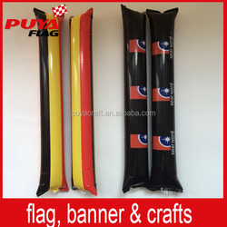 Germany football fans inflatable thunder sticks for 2016 Euro Cup