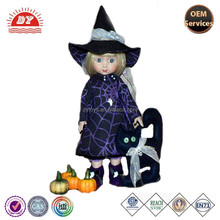 ICTI Factory Plastic The Halloween Witch Doll